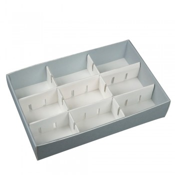 SELF-ASSEMBLY BOXES WITH...
