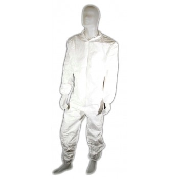 TYVEK COVERALLS WITH...