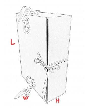 "FOLDER BOXES ""Morandi"" 500x360x140 mm"