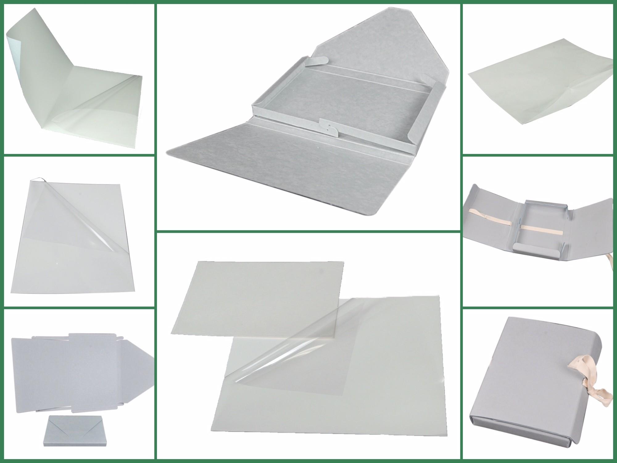 Folder boxes - Folders - Protectors
