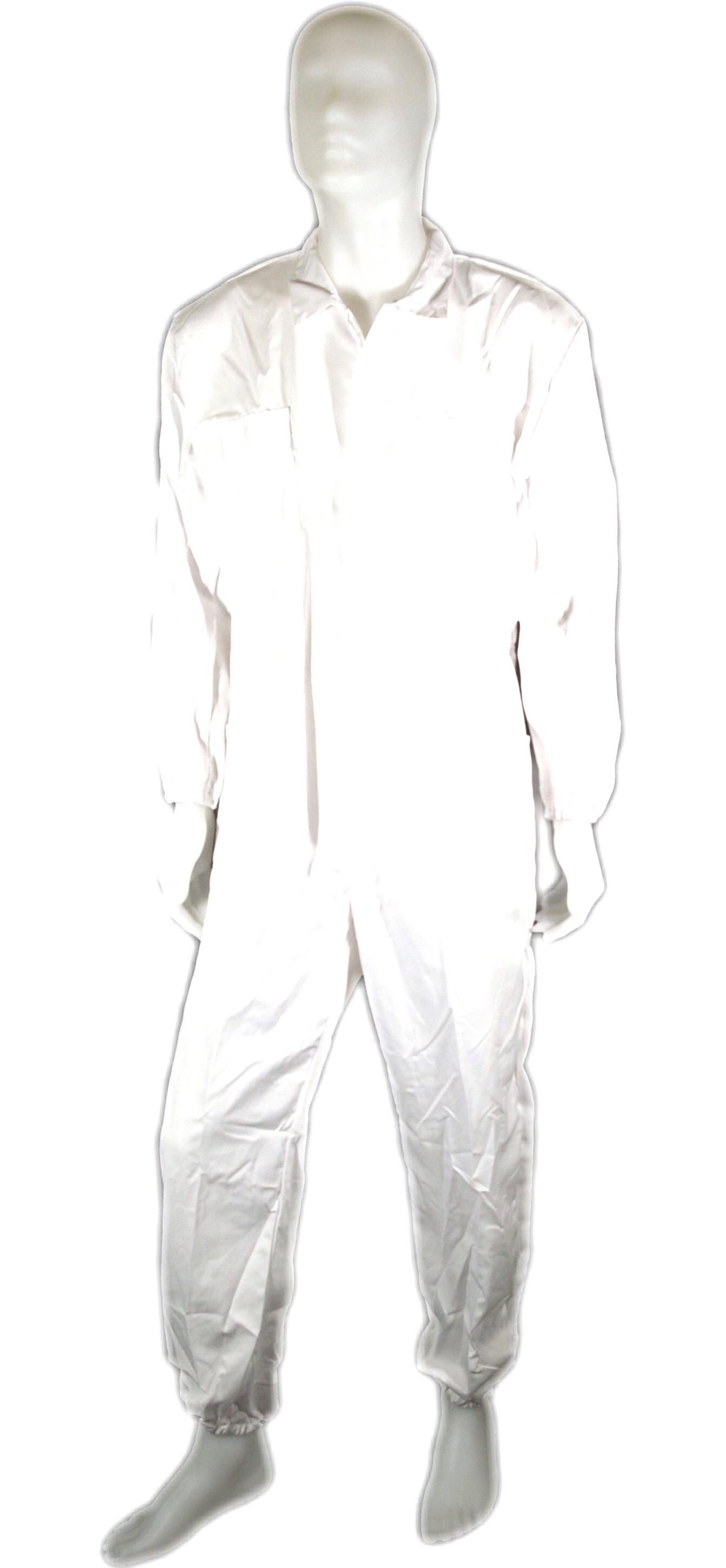 Cotton coveralls