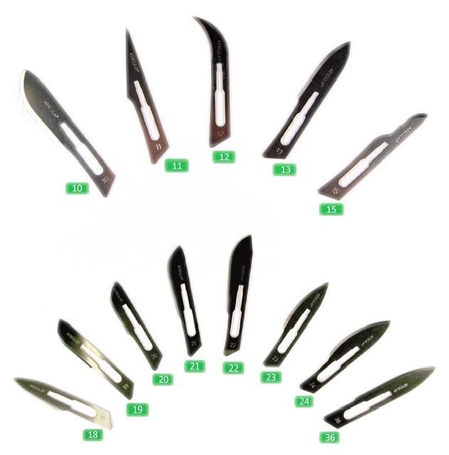 Scalpel blade