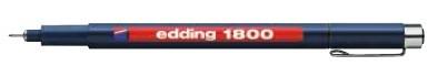 Pens edding 1800 with fine line