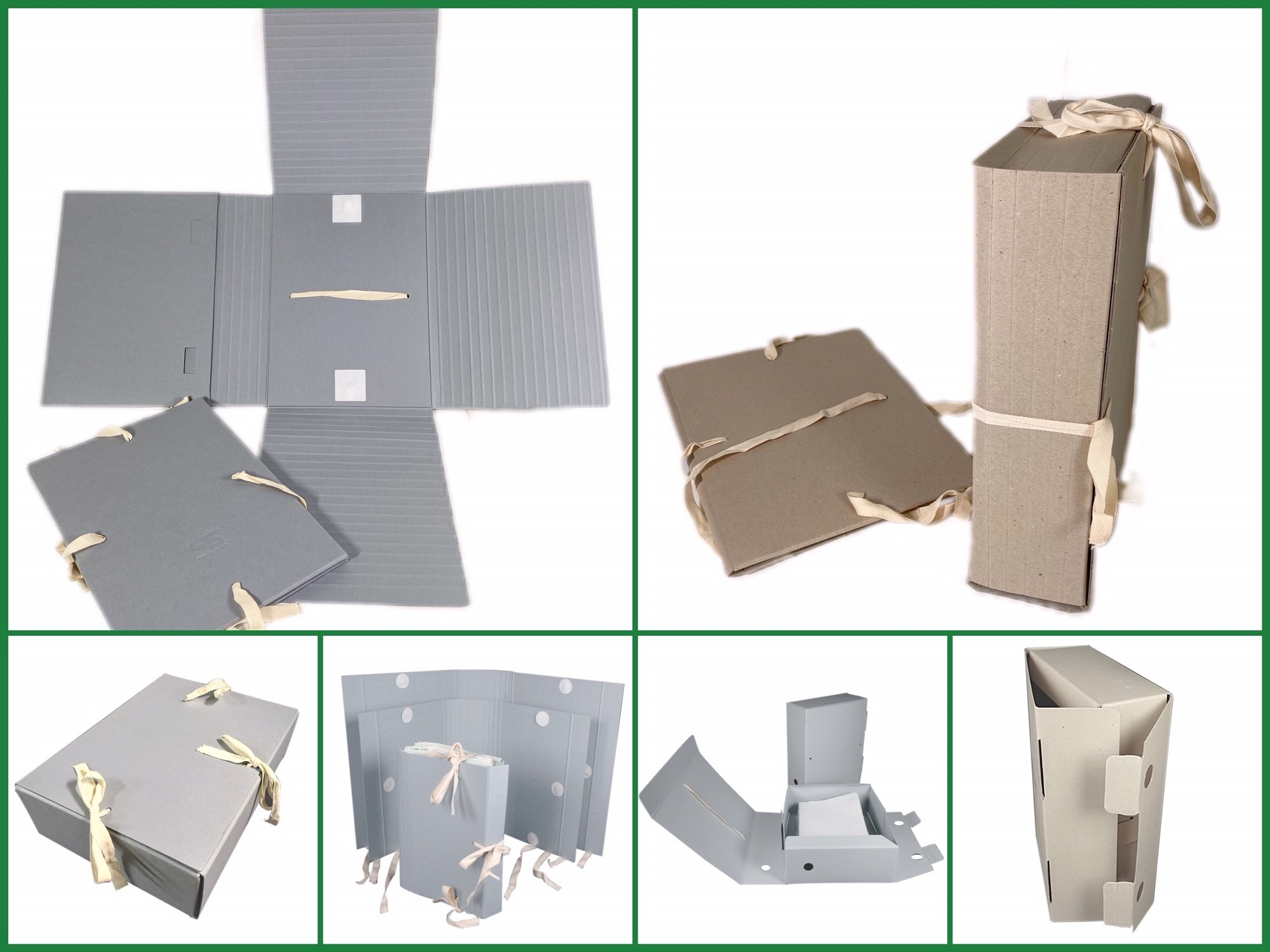 Folder boxes