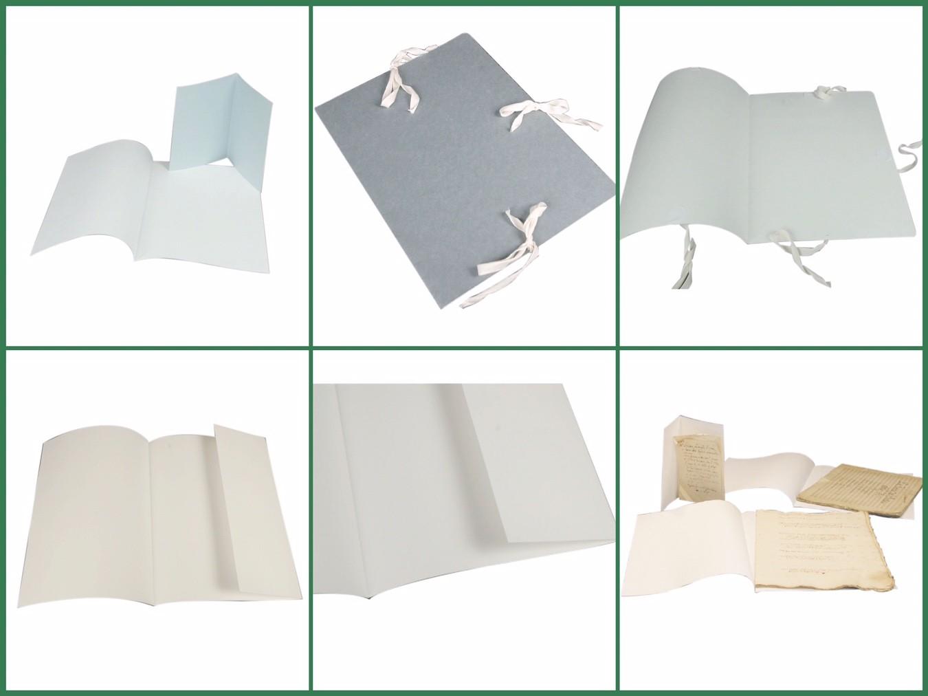 Single crease folders