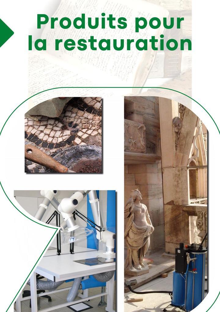 CTS Europe Produits pour la restauration
