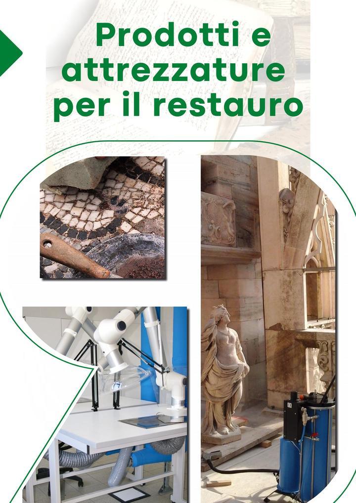 Cts Europe Prodotti e attrezzature per il restauro