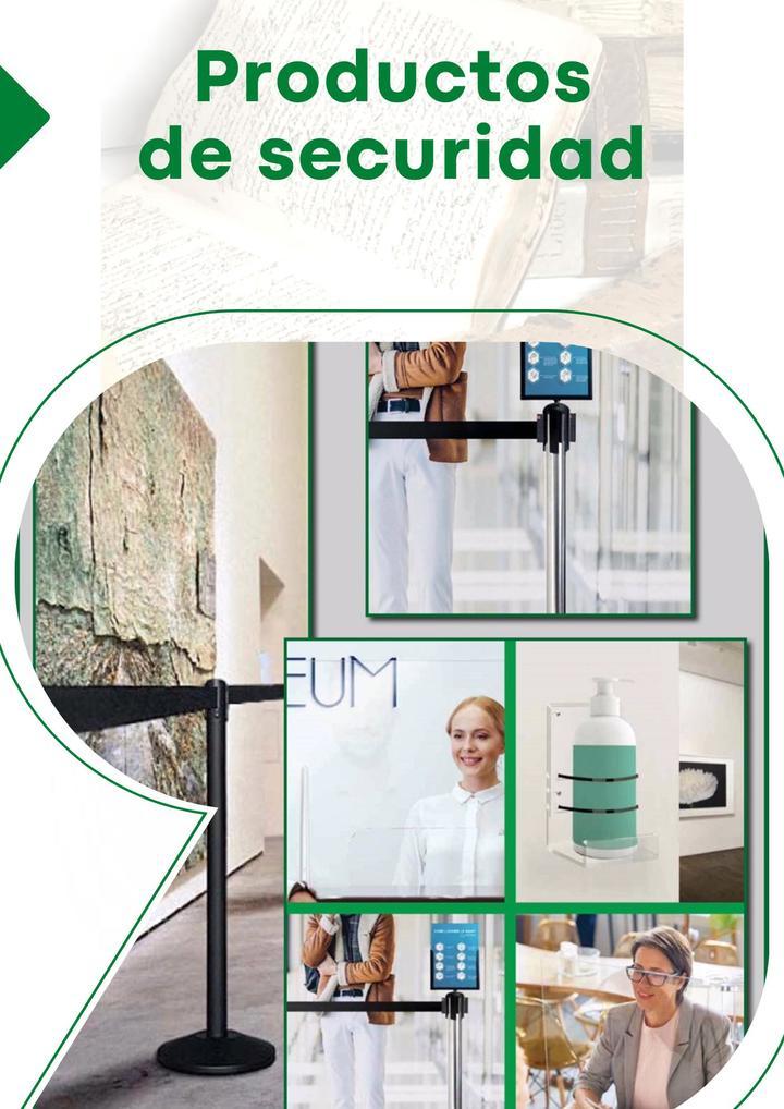 Productos de securidad - COVID-19